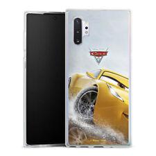 Samsung Galaxy Note 10 plus Silicona Funda Case Handy-Cars 3 Cruz Ramírez