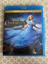 Cinderella (Blu-ray/DVD, 2015)