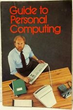Guide To Personal Computers Digital Equipment 1982 Vintage Electronics Book Rare