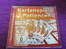KARTENSPIELE & PATIENCEN  (PC)