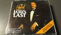 JAMES LAST - MAGICAL WORLD OF 1994 4 CD SET READERS DIGEST CANADA 78 SONGS
