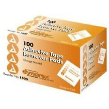 Dynarex Adhesive Tape Remover Pads, 100 Ct