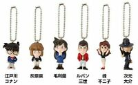 "Lupin Iii Vs Detective Conan The Movie ""Campaign Figure Strap All Six Se New F/S"
