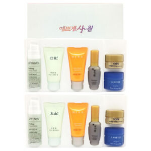 NEW AMORE PACIFIC 6PC GIFT SET * Sulwhasoo/Hera/Iope/Laneige/Primera [US SELLER]