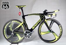 SARTO VELOX TT Frame Set Color Black + Fluo Yellow (Size L)
