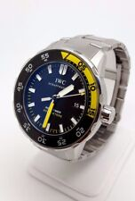 IWC Aquatimer Stainless Steel Gents Automatic Watch (4597A)