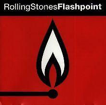Flashpoint von The Rolling Stones   CD   Zustand gut
