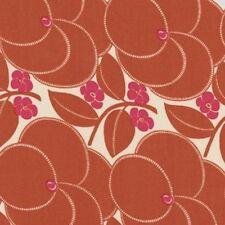 Amy Butler Hapi Heart Bloom Fabric in Nutmeg PWAB123 100% Cotton