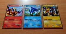 Pokémon HeartGold & SoulSilver Suicune Raikou Entei ULTRA RARE MINT PROMO HGSS