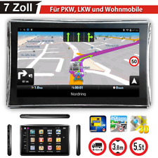 7 Zoll Navigationsgerät Für LKW PKW BUS Navigation GPS POI Blitzer Radar MP3