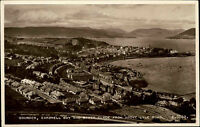 Postcard ~1940 Schottland Scotland Gourock Cardwell Bay River Clyde Lyle Road