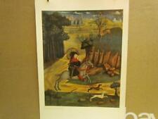 Lot 30 of 65 Renaissance Art Print: Saint Eustachius and the Stag