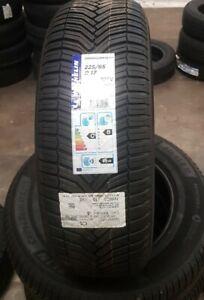 New 225 65 17 Michelin CrossClimate SUV 225/65R17 106V XL All Season