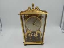 Schatz 400 Day Carriage Clock London Coach Vintage