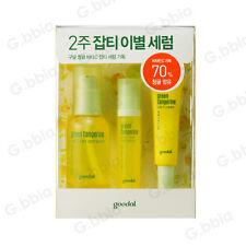 Goodal 70% Green Tangerine Vita C Dark Spot Serum 3 Piece Set/Korean Cosmetic