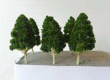 Confezione da 20 modello pioppo alberi paesaggio 12 cm per modello OO/HO scala, wargames