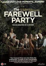 THE FAREWELL PARTY DVD Ze'ev Revach Levana Finkelshtein Aliza Rosen Ilan Dar