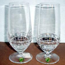 Waterford London Beer Beverage Glass Set of 2 Jo Sampson Crystal 40000114 New