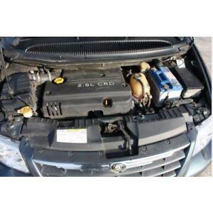 2010 Chrysler Grand Voyager 2,8 CRD Diesel Motor Engine VM64C 163 PS