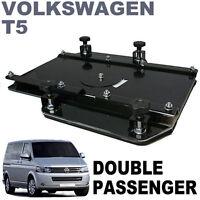 Kiravans VW T5 Double seat swivel UK Right hand drive model Campervan Van