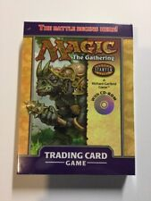 MTG Magic Starter 2000 Two Player Deck NEW With CD-Rom WOTC 17083 Starter Level