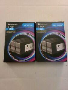 Member's Mark 952XL Black 2 Pack Compatible with HP952XL Ink Cartridges