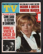 SORRISI 3/1970 VITTI CHISSA' CHI LO SA FEBO CONTI MANNOIA ADA MORI CESARONI