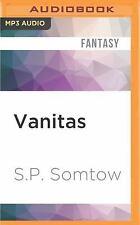 Timmy Valentine: Vanitas 3 by S. P. Somtow (2016, MP3 CD, Unabridged)