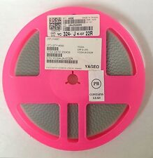 x4000pcs **NEW** YAGEO YC324JK-0722R, Resistor Thick Film R22 Ohm 5% 1/8W