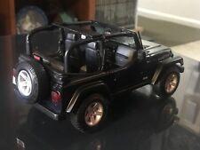 HO 1:18 Diecast Sport Rubicon Jeep / Navy Blue