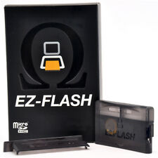 Ez Flash GameBoy Gba Black Omega for Nintendo Advance Micro Ds A5V8E