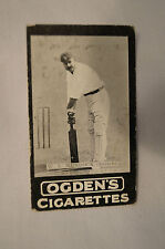 1901 -Vintage -Ogden's -Series B -TAB Cricket Card - W.L. Murdock - Sussex.