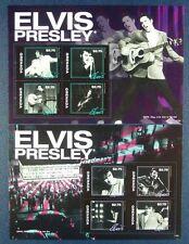 Grenada 2011 Elvis Presley Musik Sänger Music 6351-58 Postfrisch MNH