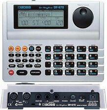 BOSS DR-670 Dr. Rhythm Drum-Machine & POWER SUPPLY