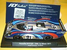 FLY A1403 88191 PORSCHE 917 LH MARTINI  24H LE MANS 1971 -slot 1:32 scale