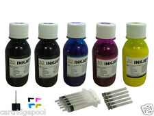 500ml pigment refill Ink set HP 950 951 XL CISS CIS OfficeJet 8100 8600 5x100ml