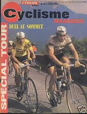 L'EQUIPE CYCLISME MAGAZINE 1975 N 92 SPECIAL TOUR 1975