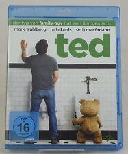 Ted (Blu-ray + mit Filmcopy zum runterladen) von Seth MacFarlane mark Wahlberg