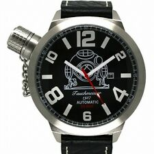 XXL German U-Boot Crown Protection Automatic DATE T137