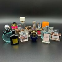 High End Perfume Lot (Tom Ford Lancome Versace etc) Deluxe Travel Size Sample