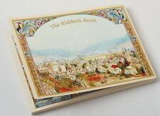 Jewish Blessing Book & Shabbat Songs Shabbos Kiddush Havdalah, Hanukkah Passover