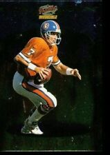1997 JOHN ELWAY [BRONCOS] Pacific Invincible Canton, OH - Card #3 free shipping