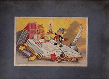 1939/40 Walt Disney PINOCCHIO De Beukelaer Chocolates Cards Set Of 130 In Album