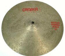 """14"""" Camber Ii Medium Bottom Hi Hat Cymbal #R6664"""