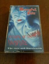 "Mercyful Fate ""Return Of the Vampire"" 1992 Roadrunner Records Cassette 1st Press"