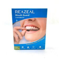 Realzeal Mouth Guards for Grinding Teeth and Clenching   Pack of 8