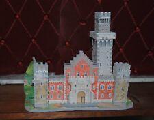 Puzzel 3D Alpine Castle Milton Bradley 1000 Pieces Puzzle European Germany 1994