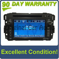 GM OEM Factory Stereo AM FM Radio GPS Navigation LCD MP3 CD DVD Player 22739332