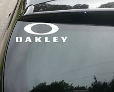 OAKLEY SURF Funny Car/Window JDM VW EURO Vinyl Decal Sticker