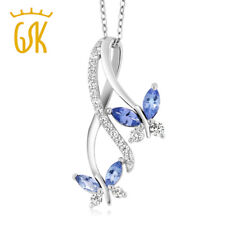 Beautiful 925 sterling silver Necklace pendant for women GemStoneKing